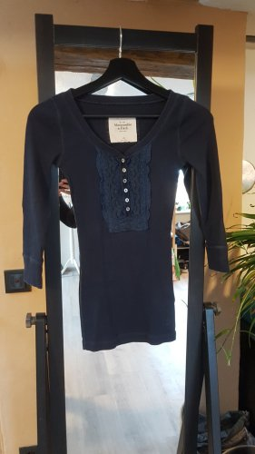 Abercrombie & Fitch Camisa con cuello V multicolor