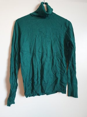 Colors of the world Turtleneck Sweater cadet blue-green