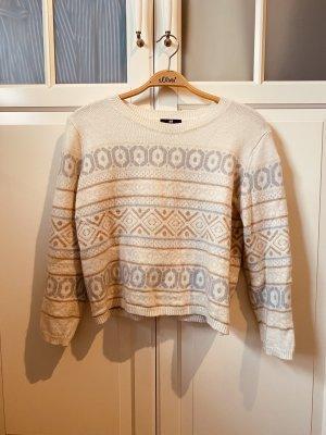 Pullover 38 weiß
