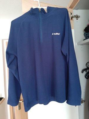 active Fleece Jumper blue