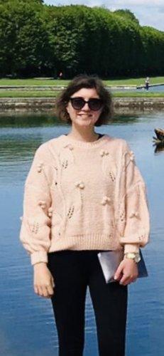 kilky Paris Maglione di lana multicolore