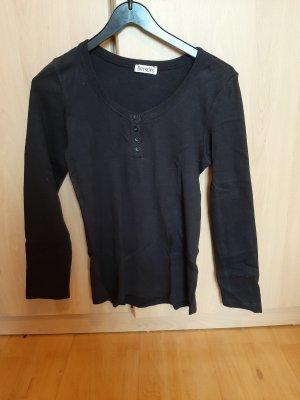 Boysen's Wollen trui zwart