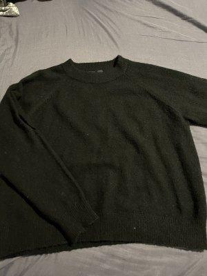Primark Polarowy sweter czarny