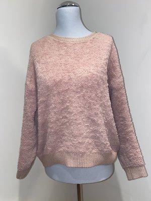 Topshop Maglione di lana rosa chiaro