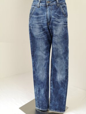 Please Jeans stretch bleu
