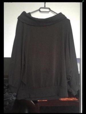 H&M Pull oversize noir