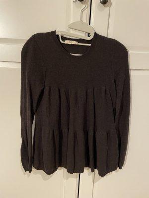 Ba&sh Crewneck Sweater anthracite