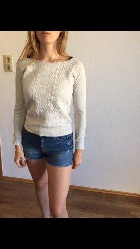 America Today Crewneck Sweater cream