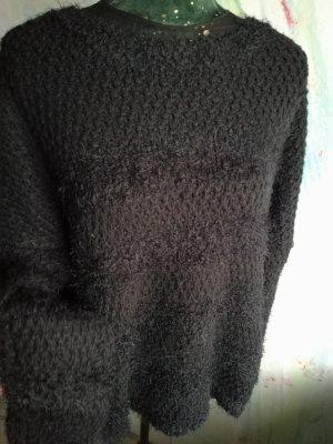 Adagio Jersey de punto negro