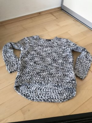24Colours Coarse Knitted Sweater multicolored