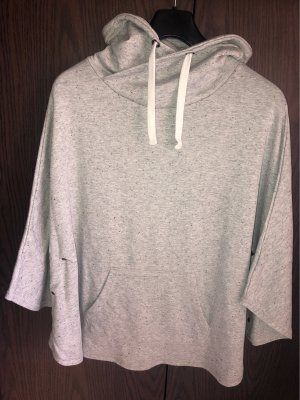 Colours of the World Pull oversize gris clair