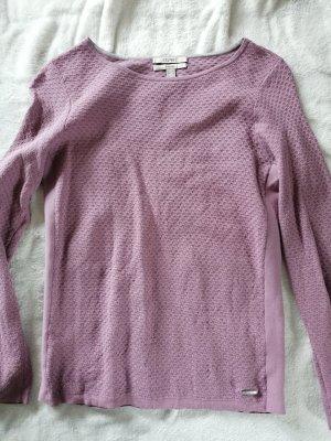 Esprit Crewneck Sweater rose-gold-coloured