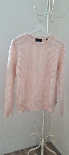 Maison Scotch Maglione lavorato a maglia rosa antico-rosa pallido
