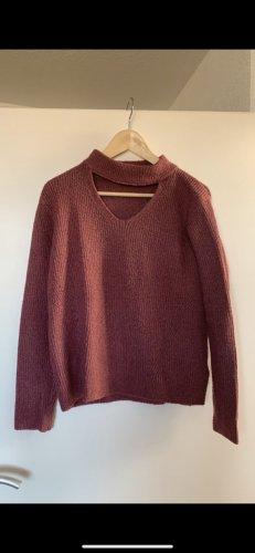 Takko Fashion Maglione di lana multicolore