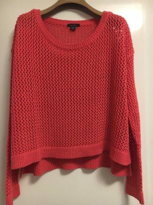 Amisu Oversized Sweater magenta