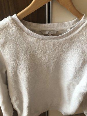Clockhouse Sweat Shirt white-natural white