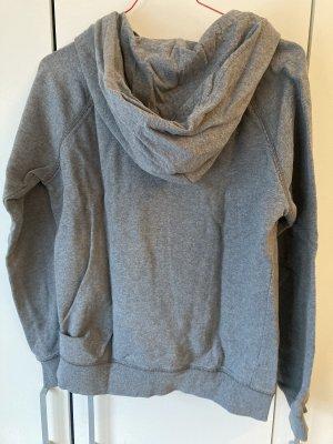 Hennes & Mauritz Jersey con capucha gris