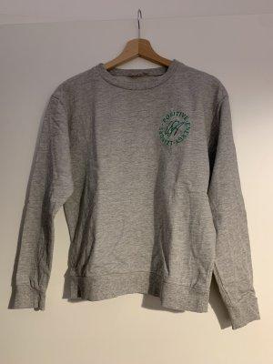 ASOS DESIGN Crewneck Sweater light grey-grey