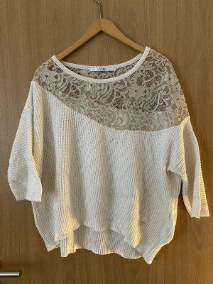 Guess Sweater met korte mouwen licht beige-beige