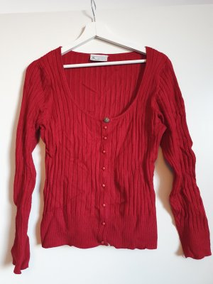 BHS Knitted Vest red