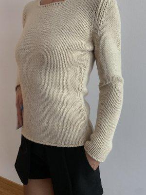 Bailly Diehl Pull tricoté crème