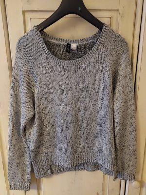 H&M Divided Wool Sweater multicolored