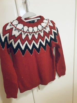 BDG Maglione di lana multicolore