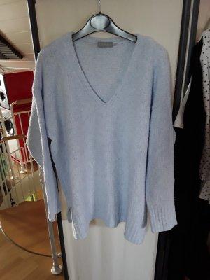 CANADA V-Neck Sweater light blue