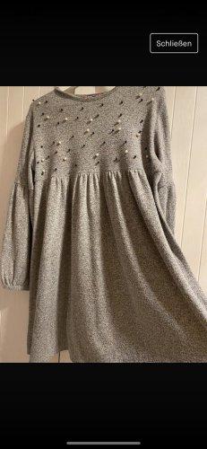 Jersey largo gris