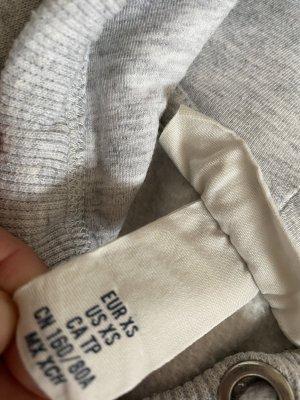 H&M Pull à capuche gris