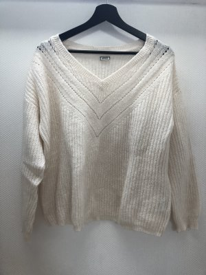 Pimkie Wool Sweater natural white