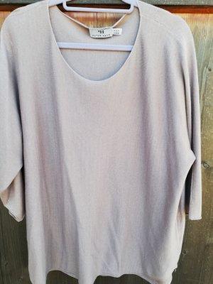Peter Hahn Crewneck Sweater light brown