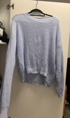 H&M Maglione lavorato a maglia celeste