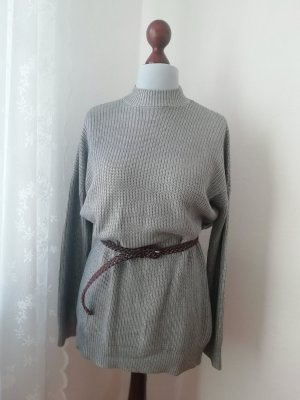 Mohito Long Cardigan silver-colored