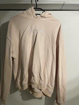 H&M Jersey con capucha rosa
