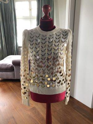 Marc Jacobs Maglione lavorato a maglia crema