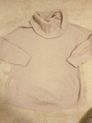 C&A Wełniany sweter stary róż-różany