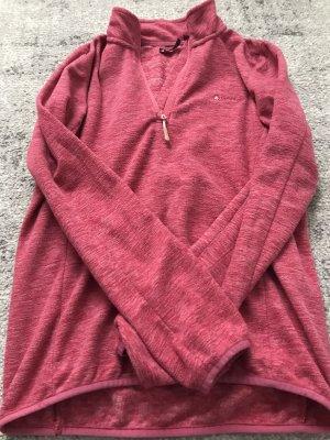 Best mountain Long Sweater pink