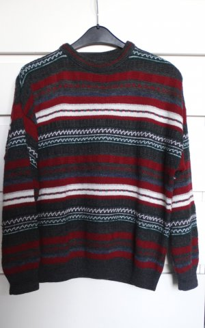 Wool Sweater multicolored mixture fibre
