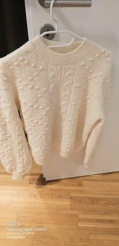 Pimkie Maglione oversize bianco sporco