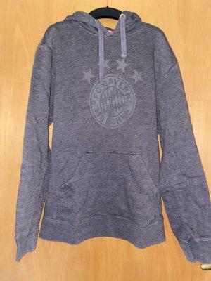 FC Bayern München Capuchon sweater grijs