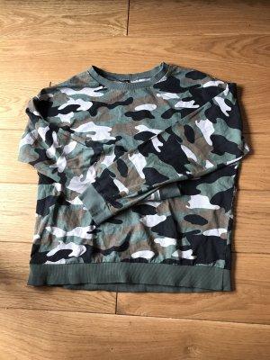 Devided von H&M Crewneck Sweater multicolored