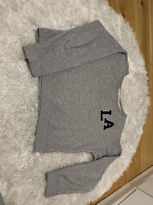 Cashmere Jumper light grey