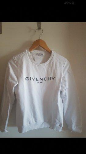 Givenchy Crewneck Sweater white