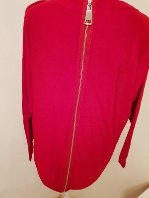 Apricot Sweater dark red