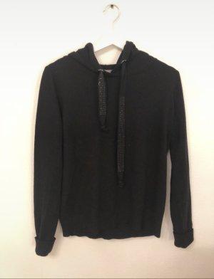 C&A Jersey con capucha negro
