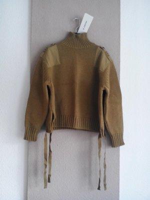 Pullover aus 100% Wolle, Zara SRPLS Collection, Grösse S oversize, neu