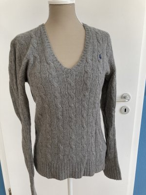 Polo Ralph Lauren Knitted Sweater grey