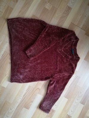 Pullover aus Chenille