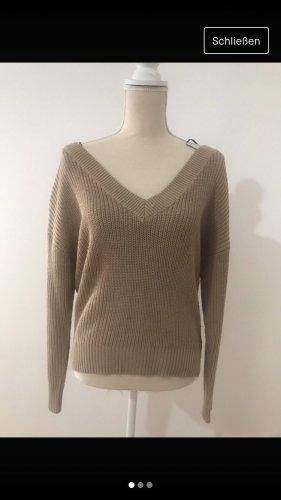 H&M Oversized Sweater oatmeal-beige